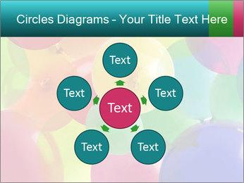 Birthday Decor PowerPoint Template - Slide 78