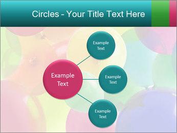 Birthday Decor PowerPoint Template - Slide 79