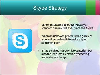 Birthday Decor PowerPoint Template - Slide 8