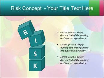 Birthday Decor PowerPoint Template - Slide 81
