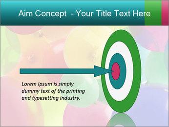 Birthday Decor PowerPoint Template - Slide 83