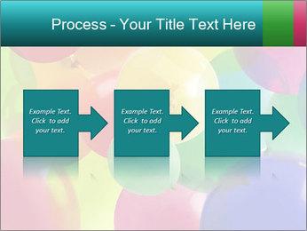 Birthday Decor PowerPoint Template - Slide 88