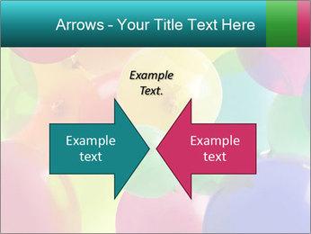 Birthday Decor PowerPoint Template - Slide 90