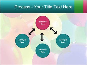 Birthday Decor PowerPoint Template - Slide 91