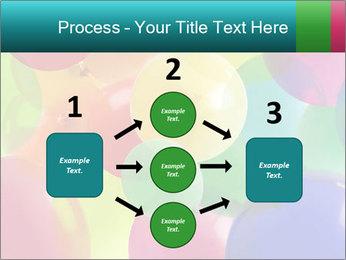 Birthday Decor PowerPoint Template - Slide 92