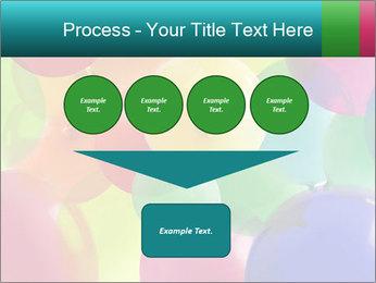 Birthday Decor PowerPoint Template - Slide 93