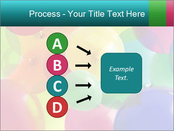 Birthday Decor PowerPoint Template - Slide 94