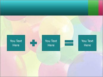 Birthday Decor PowerPoint Template - Slide 95