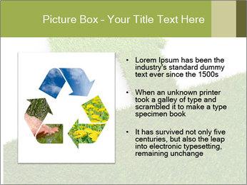 Ideal Grass House PowerPoint Template - Slide 13
