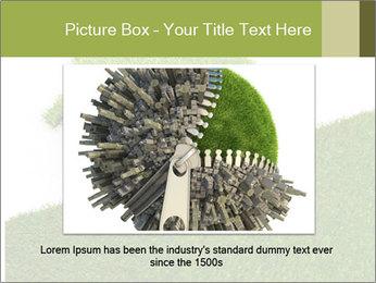 Ideal Grass House PowerPoint Template - Slide 16