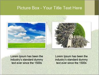 Ideal Grass House PowerPoint Template - Slide 18