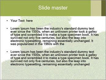 Ideal Grass House PowerPoint Template - Slide 2