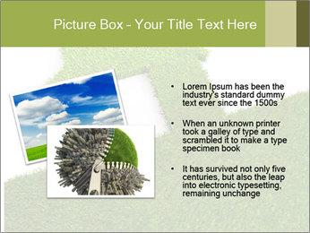 Ideal Grass House PowerPoint Template - Slide 20