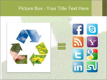 Ideal Grass House PowerPoint Template - Slide 21