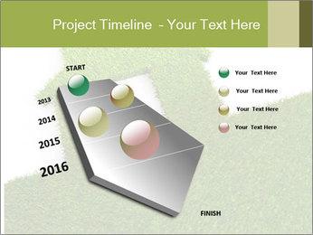Ideal Grass House PowerPoint Template - Slide 26