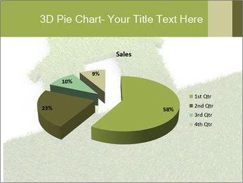 Ideal Grass House PowerPoint Template - Slide 35