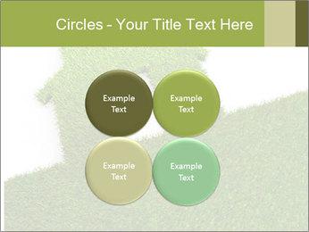Ideal Grass House PowerPoint Template - Slide 38