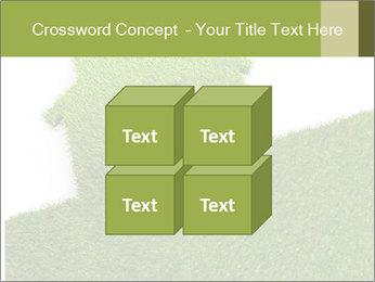 Ideal Grass House PowerPoint Template - Slide 39