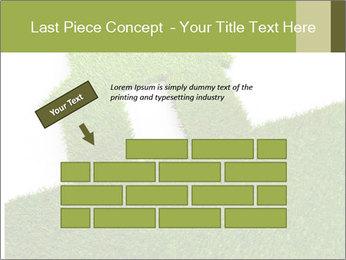 Ideal Grass House PowerPoint Template - Slide 46