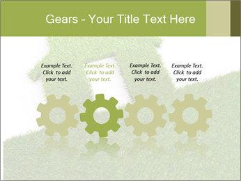 Ideal Grass House PowerPoint Template - Slide 48