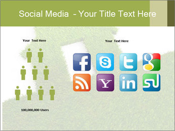Ideal Grass House PowerPoint Template - Slide 5
