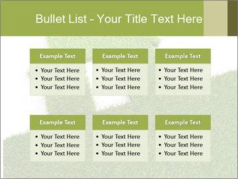 Ideal Grass House PowerPoint Template - Slide 56