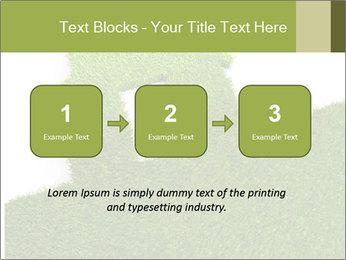 Ideal Grass House PowerPoint Template - Slide 71