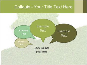Ideal Grass House PowerPoint Template - Slide 73