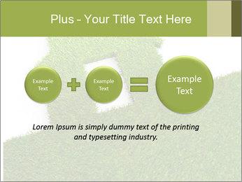 Ideal Grass House PowerPoint Template - Slide 75