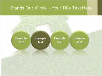 Ideal Grass House PowerPoint Template - Slide 76