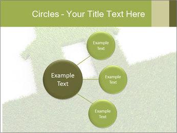 Ideal Grass House PowerPoint Template - Slide 79