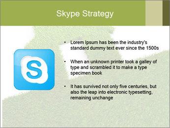 Ideal Grass House PowerPoint Template - Slide 8