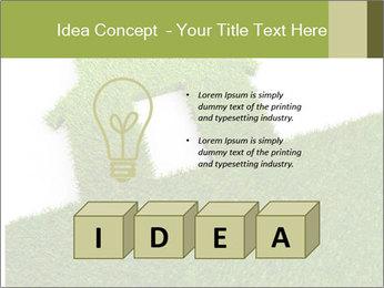 Ideal Grass House PowerPoint Template - Slide 80