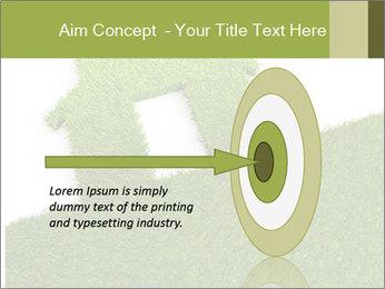 Ideal Grass House PowerPoint Template - Slide 83