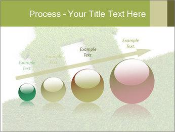 Ideal Grass House PowerPoint Template - Slide 87