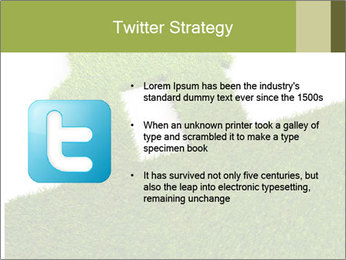 Ideal Grass House PowerPoint Template - Slide 9