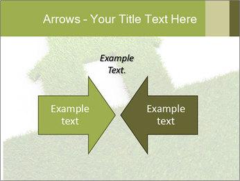 Ideal Grass House PowerPoint Template - Slide 90