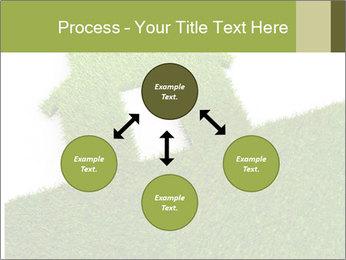 Ideal Grass House PowerPoint Template - Slide 91