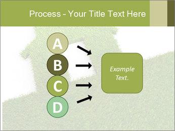 Ideal Grass House PowerPoint Template - Slide 94