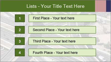 Huge Freeway PowerPoint Template - Slide 3
