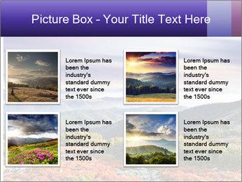 Wildlife Landscape PowerPoint Template - Slide 14