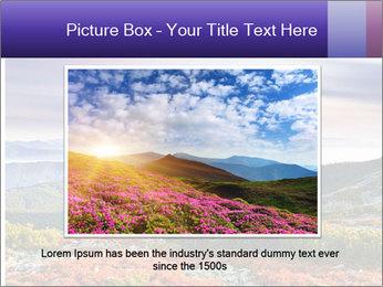 Wildlife Landscape PowerPoint Template - Slide 16