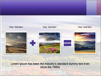 Wildlife Landscape PowerPoint Template - Slide 22