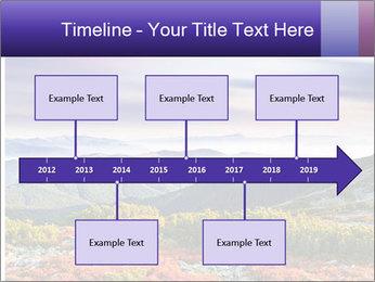 Wildlife Landscape PowerPoint Template - Slide 28