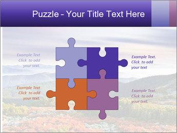 Wildlife Landscape PowerPoint Template - Slide 43