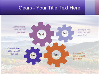 Wildlife Landscape PowerPoint Template - Slide 47