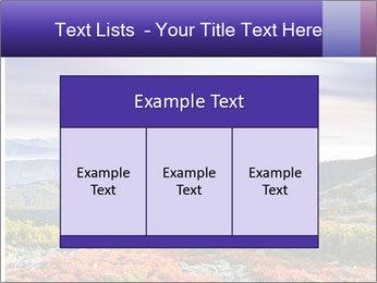 Wildlife Landscape PowerPoint Template - Slide 59