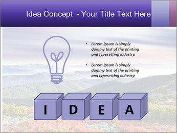 Wildlife Landscape PowerPoint Template - Slide 80