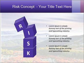 Wildlife Landscape PowerPoint Template - Slide 81