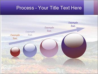 Wildlife Landscape PowerPoint Template - Slide 87